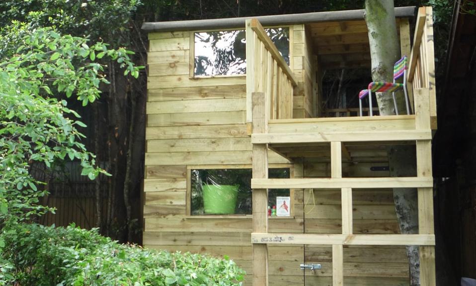 Gardenia Gardens of Dulwich bespoke garden shed