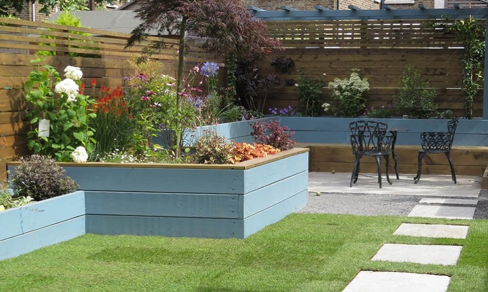 Gardenia Gardens Nunhead Garden Design