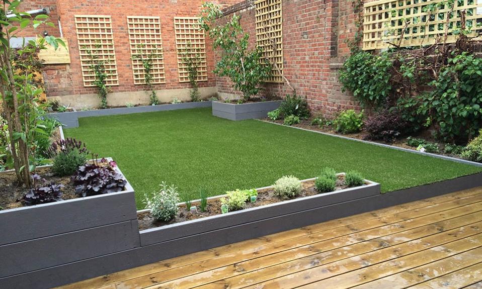 Walled Garden Gardenia Gardens Dulwich